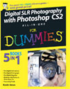 Digital SLR Photography with Photoshop All in One for Dummies